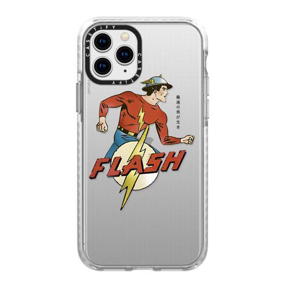 iPhone 11 Pro Cases - Vintage Tokyo Flash