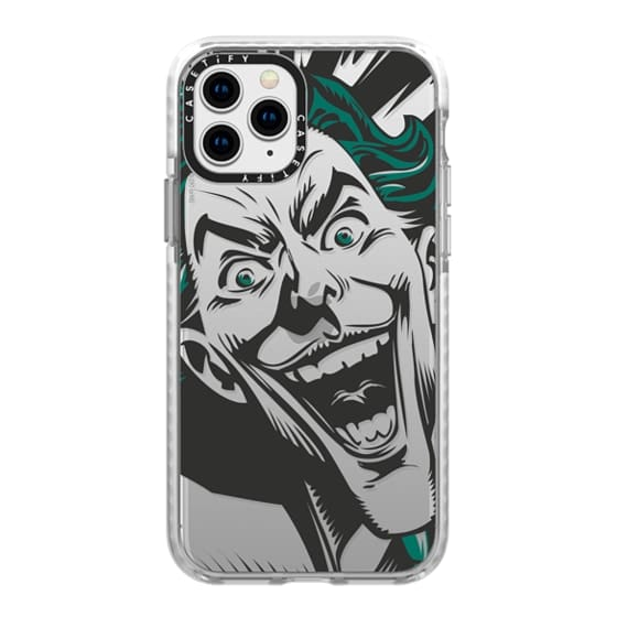 iPhone 11 Pro Cases - Joker Portrait