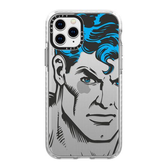 iPhone 11 Pro Cases - Superman Portrait
