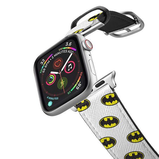 Apple Watch 38mm Bands - Batman Logo Print 1 Apple Watch Band
