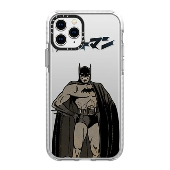 iPhone 11 Pro Cases - Vintage Tokyo Batman