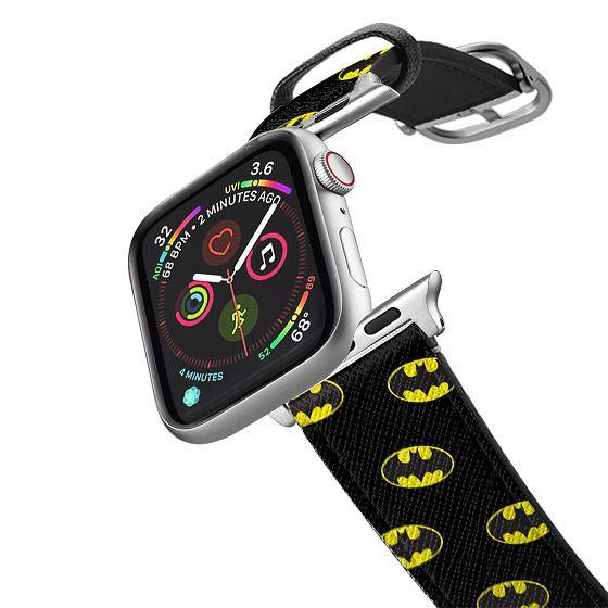 Apple Watch 38mm Bands - Batman Logo Print 2 Apple Watch Band