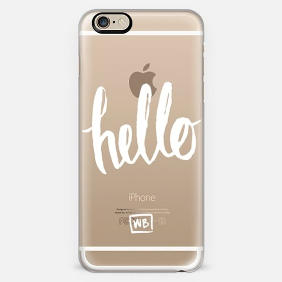 Hello - Transparent -