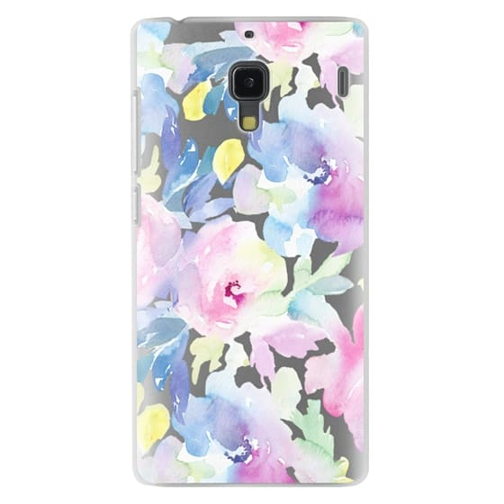 Redmi 1s Cases - Wild n Loose Watercolor Floral