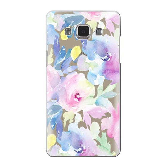 Samsung Galaxy A5 Cases - Wild n Loose Watercolor Floral