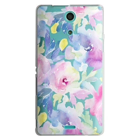 Sony Zr Cases - Wild n Loose Watercolor Floral