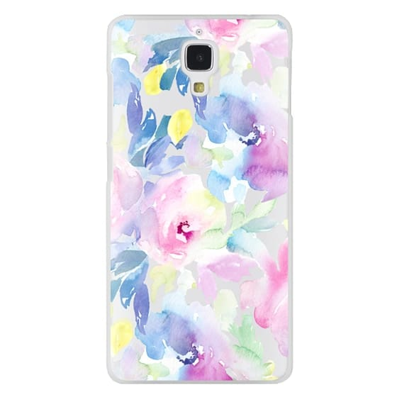 Xiaomi 4 Cases - Wild n Loose Watercolor Floral