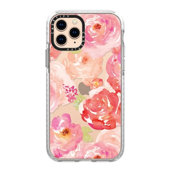 iPhone 11 Pro Cases - Sweet Watercolor Flowers