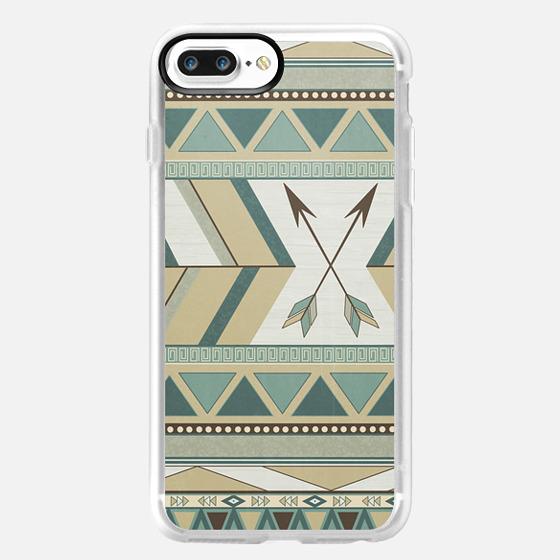 Aztec Pattern Arrows -