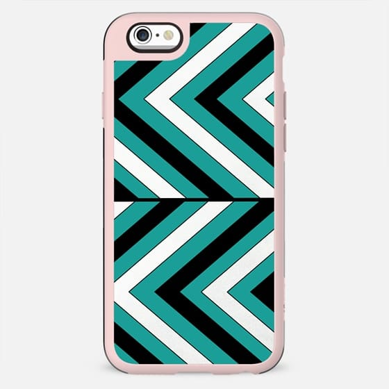 Pattern Turquoise 1 - New Standard Case