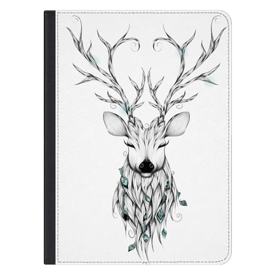 12.9-inch iPad Pro Covers - Poetic Deer