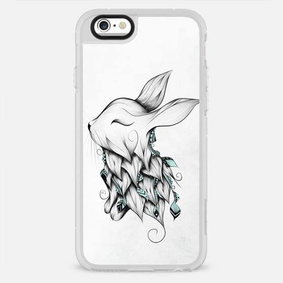 Poetic Rabbit  - New Standard Case