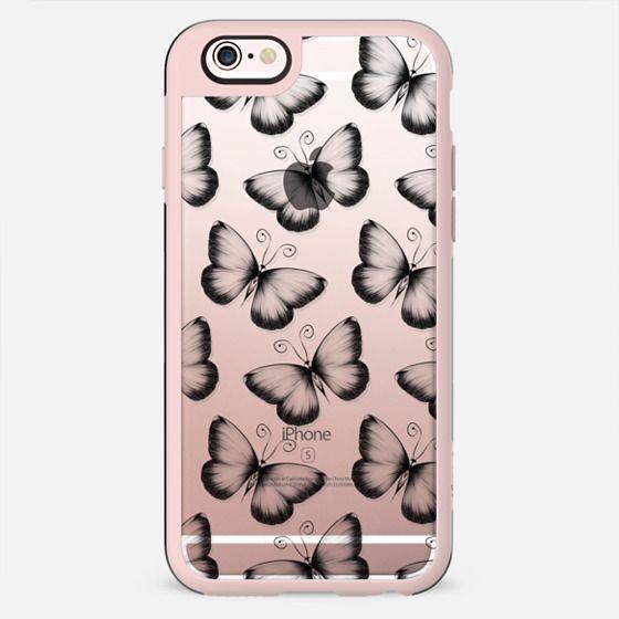 Butterfly Pattern - New Standard Case