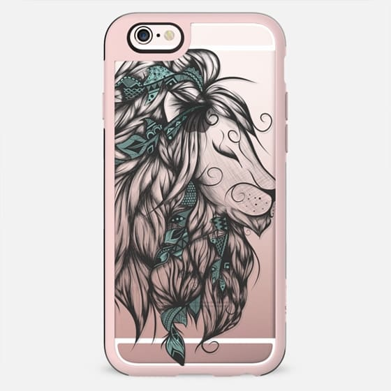 Poetic Lion Turquoise - New Standard Case