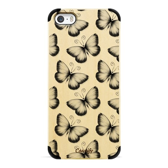 iPhone 6s Cases - Butterfly Pattern