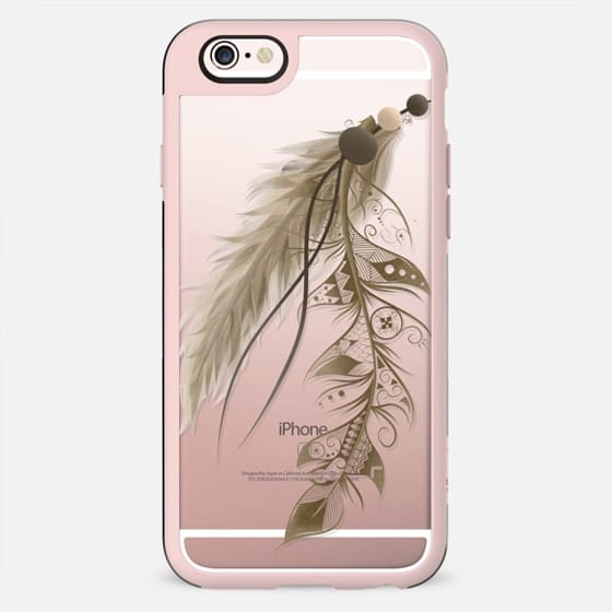 Bohemian Feather  - New Standard Case