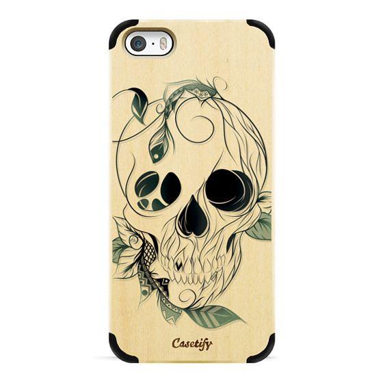iPhone 6s Cases - Skull Boho