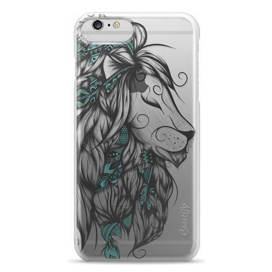 iPhone 6 Plus Cases - Poetic Lion Turquoise