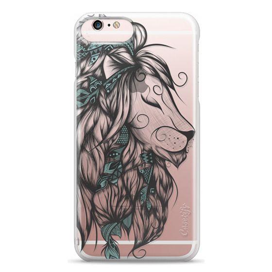 iPhone 6s Plus Cases - Poetic Lion Turquoise