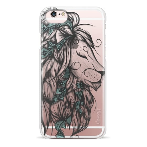 iPhone 6s Cases - Poetic Lion Turquoise