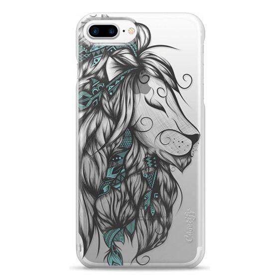 iPhone 7 Plus Cases - Poetic Lion Turquoise
