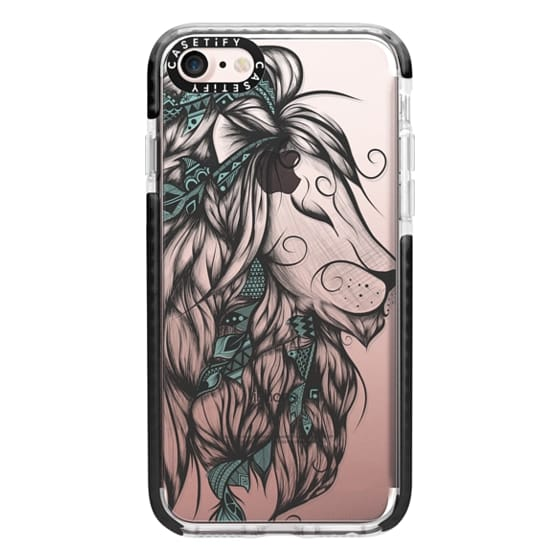 iPhone 7 Cases - Poetic Lion Turquoise