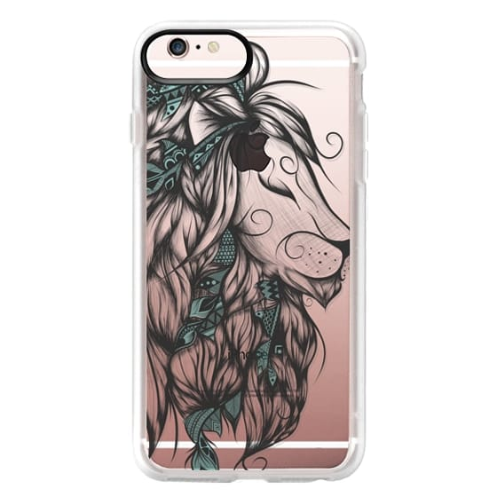 iPhone 6s Plus Cases - Poetic Lion Turquoise