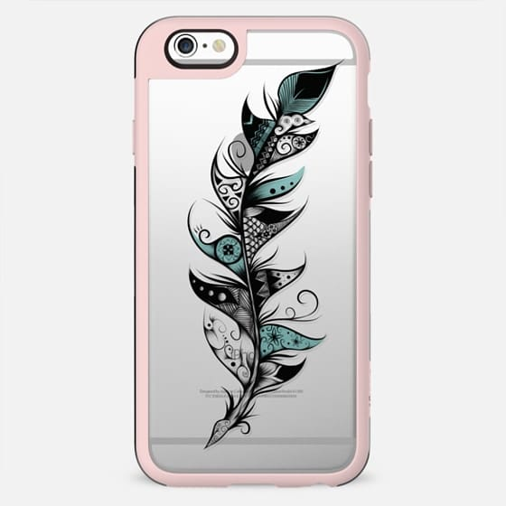 Poetic Feather - New Standard Case