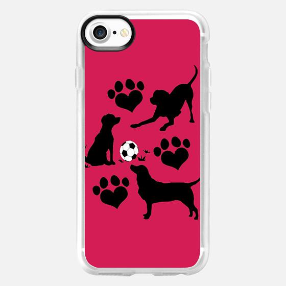 Dogs art  - Wallet Case