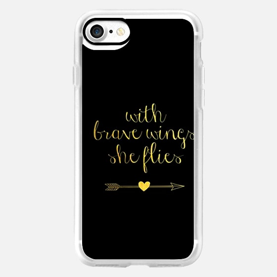 quotes iPhone 7 Case by Priyanka Chanda  Casetify