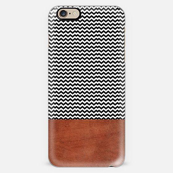 Aztec leather -