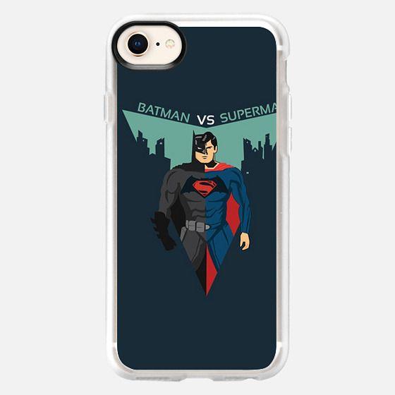 batman vs superman  - Snap Case