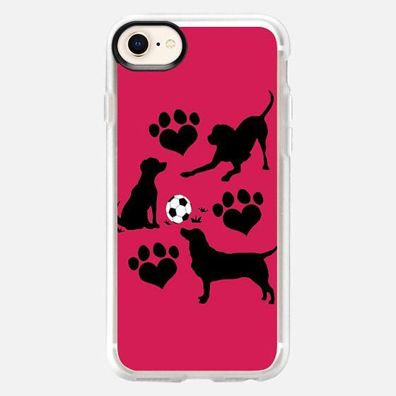 Dogs art  - Snap Case