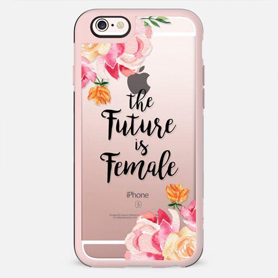 Future is female - New Standard Case