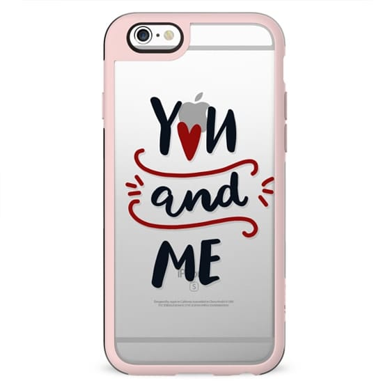 You and me case