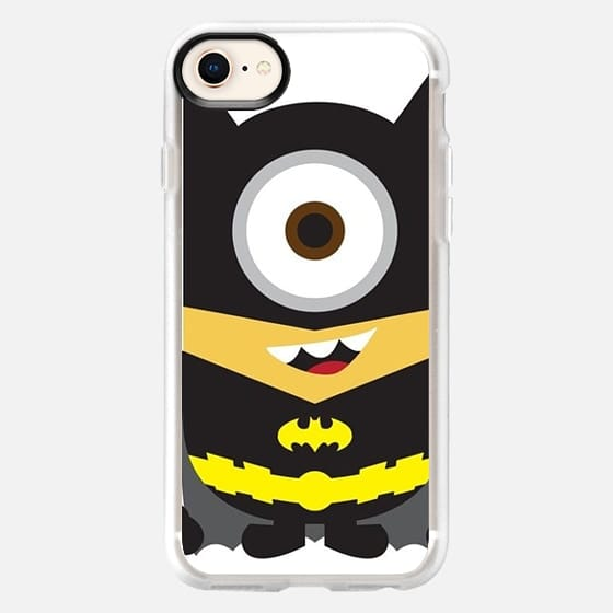 BAT-MAN - Snap Case