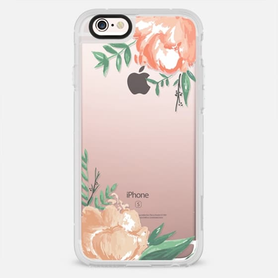 Peach Flowers  - New Standard Case
