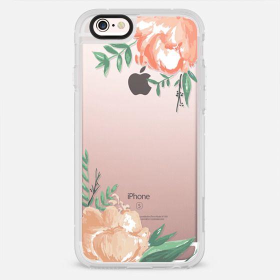 Peach Flowers  - New Standard Case