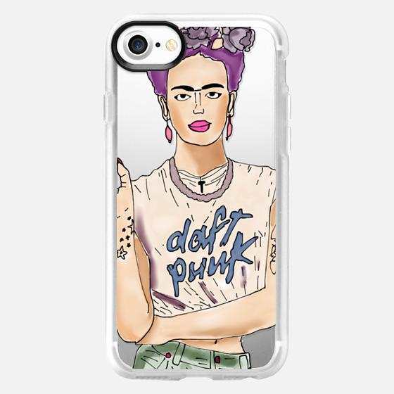 Frida Punk - Wallet Case
