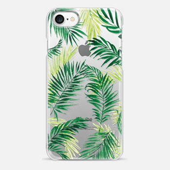 iPhone 7 Case Under the Palm Trees