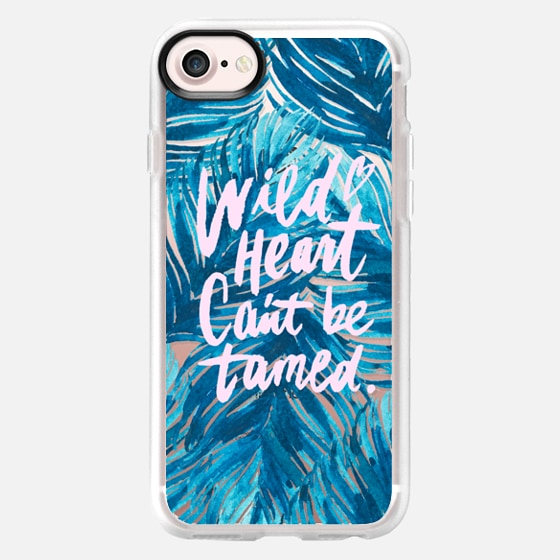 Wild Heart Can't Be Tamed - Classic Grip Case