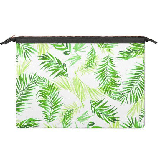MacBook Pro Touchbar 13 Sleeves - PALM TREES small