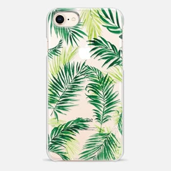 iPhone 8 Case Under the Palm Trees