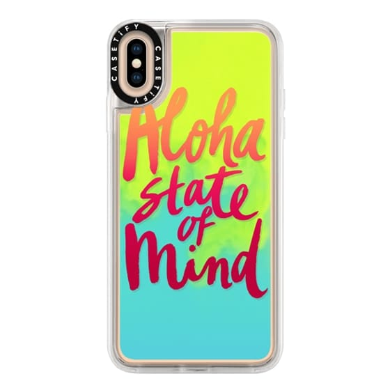iPhone XS Max Cases - Aloha State of Mind