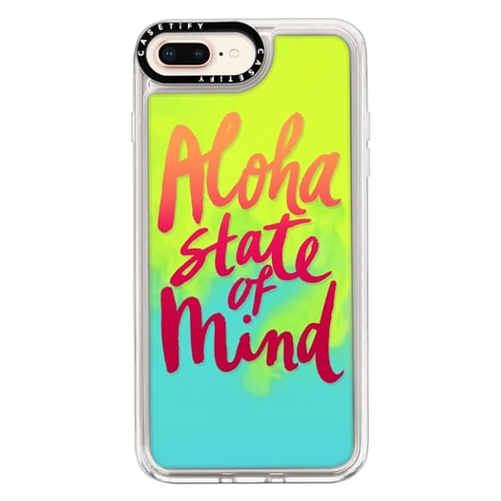 iPhone 8 Plus Cases - Aloha State of Mind