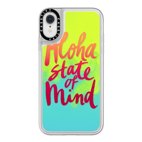 iPhone XR Cases - Aloha State of Mind