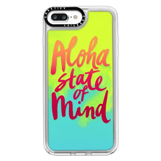 iPhone 7 Plus Cases - Aloha State of Mind