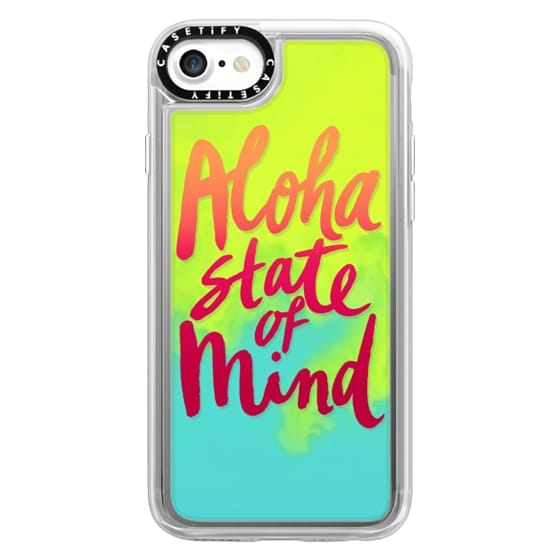 iPhone 7 Cases - Aloha State of Mind