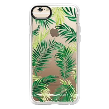 Grip iPhone 6 Case - Under the Palm Trees
