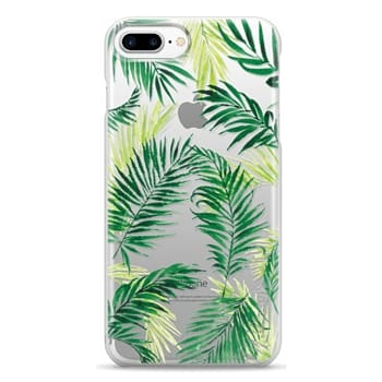 Snap iPhone 7 Plus Case - Under the Palm Trees